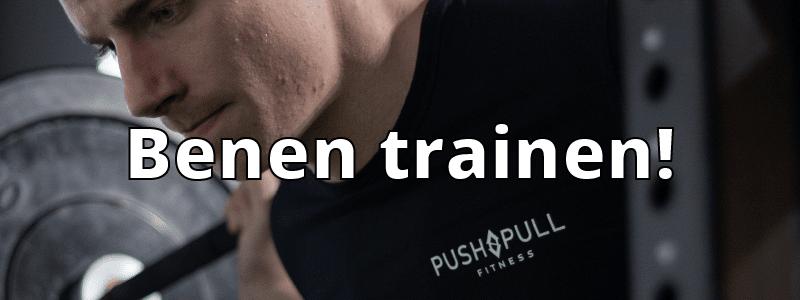 Waarom benen trainen zo belangrijk is!