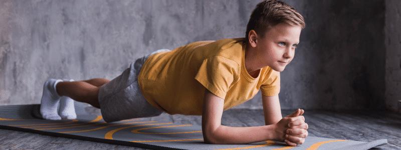 Is krachttraining goed voor kinderen en jongeren?